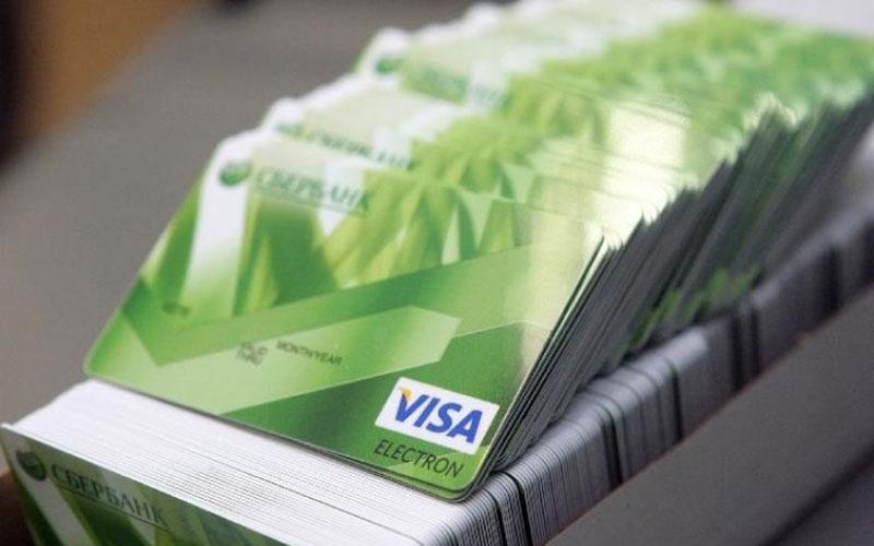 замена карты банка