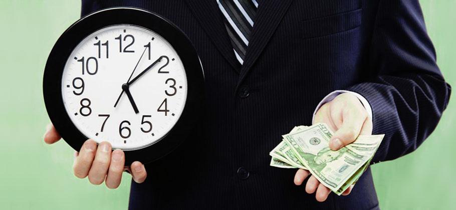 выдача кредита за час